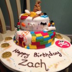 childrens party cake