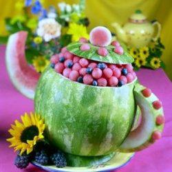 mad hatter tea pot
