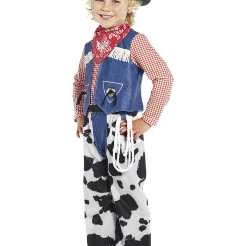 boys cowboy fancy dress