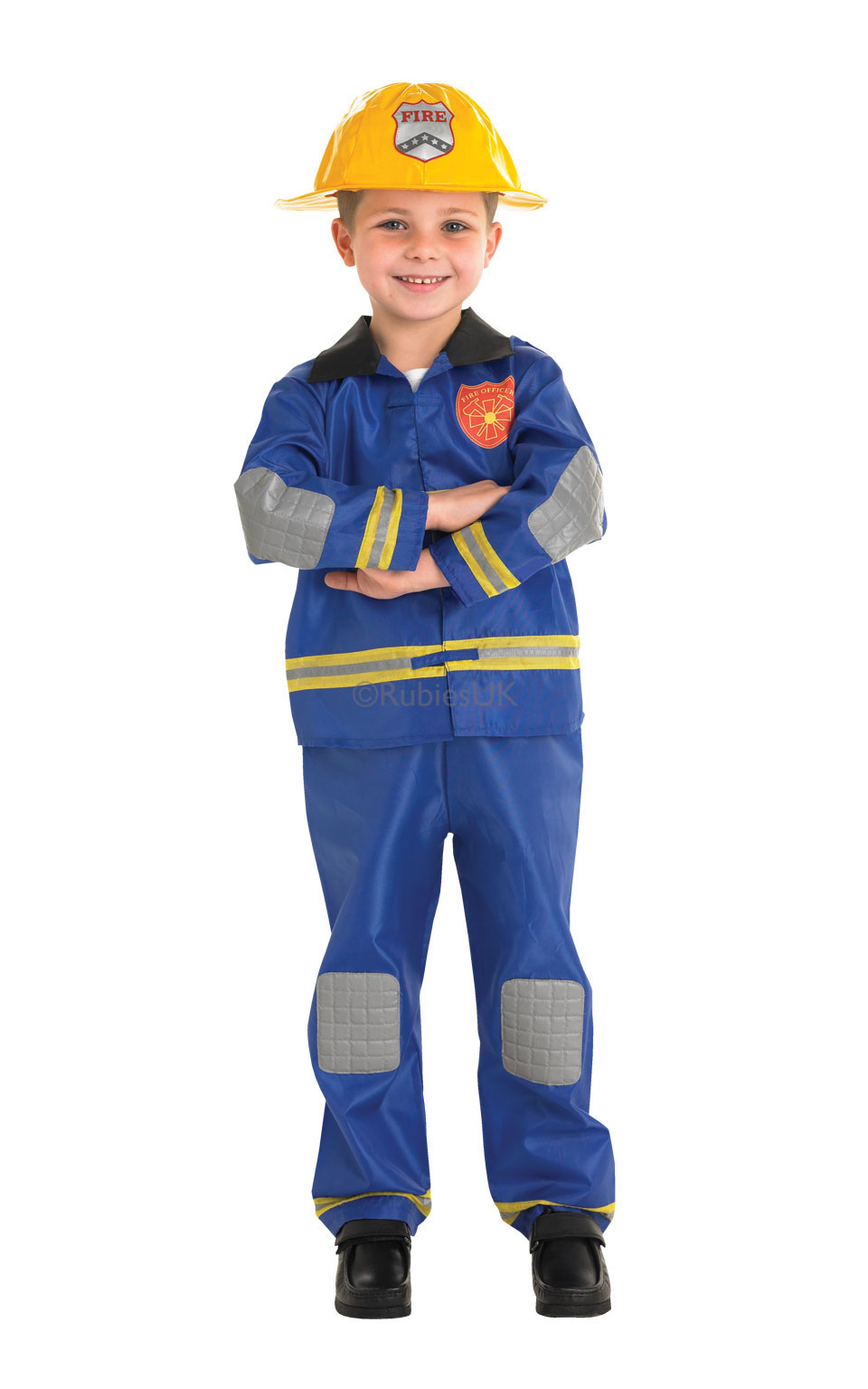 boys fire fighter fancy dress