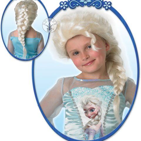 wig for disney elsa costume