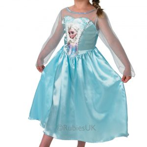 fancy dress elsa costume