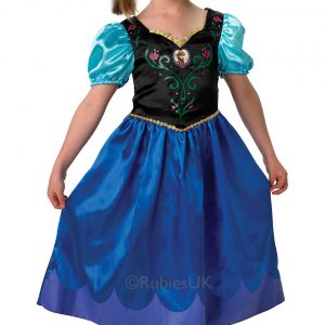 anna frozen fancy dress