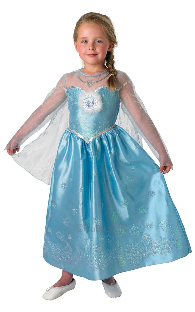 costume for frozen elsa
