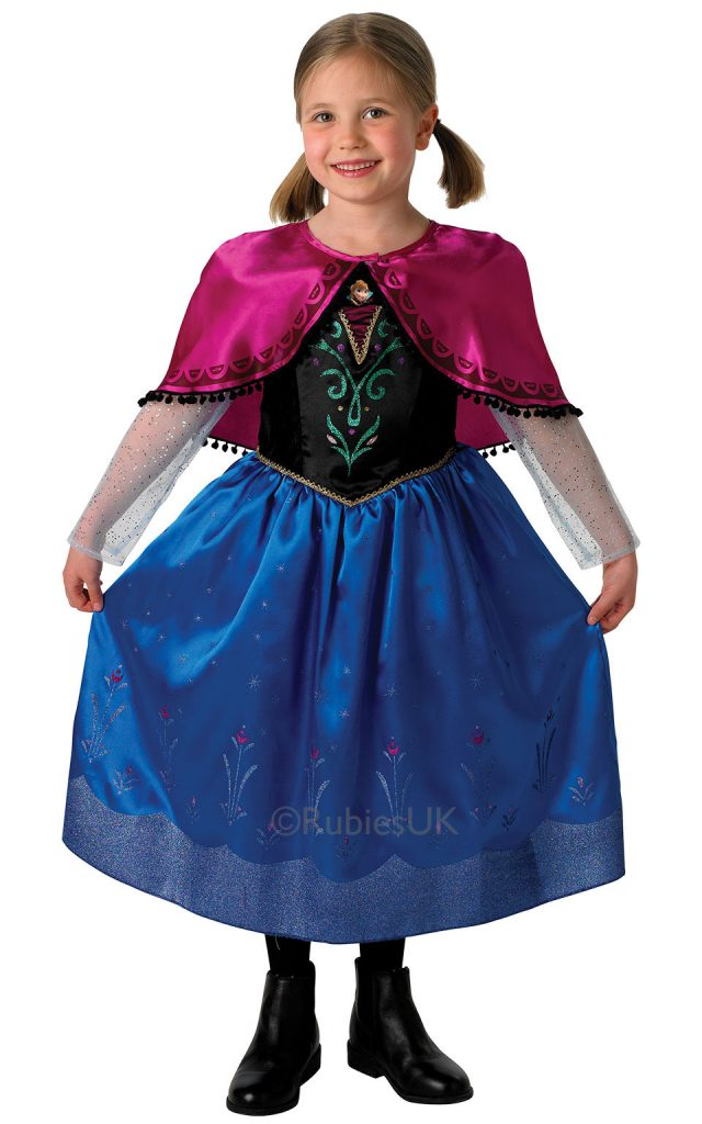 frozen anne costume