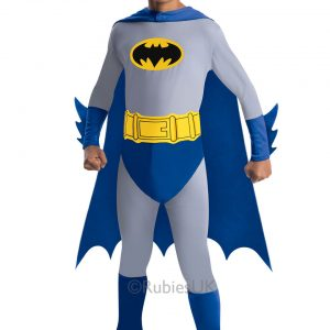 fancy dress batman costume