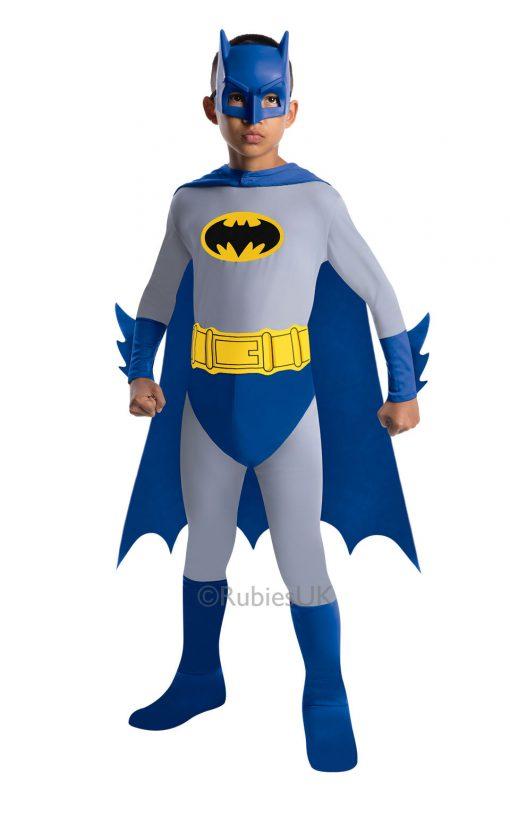 fancy dress batman costume