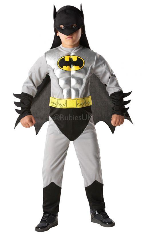 batman full armour costume fancy dress