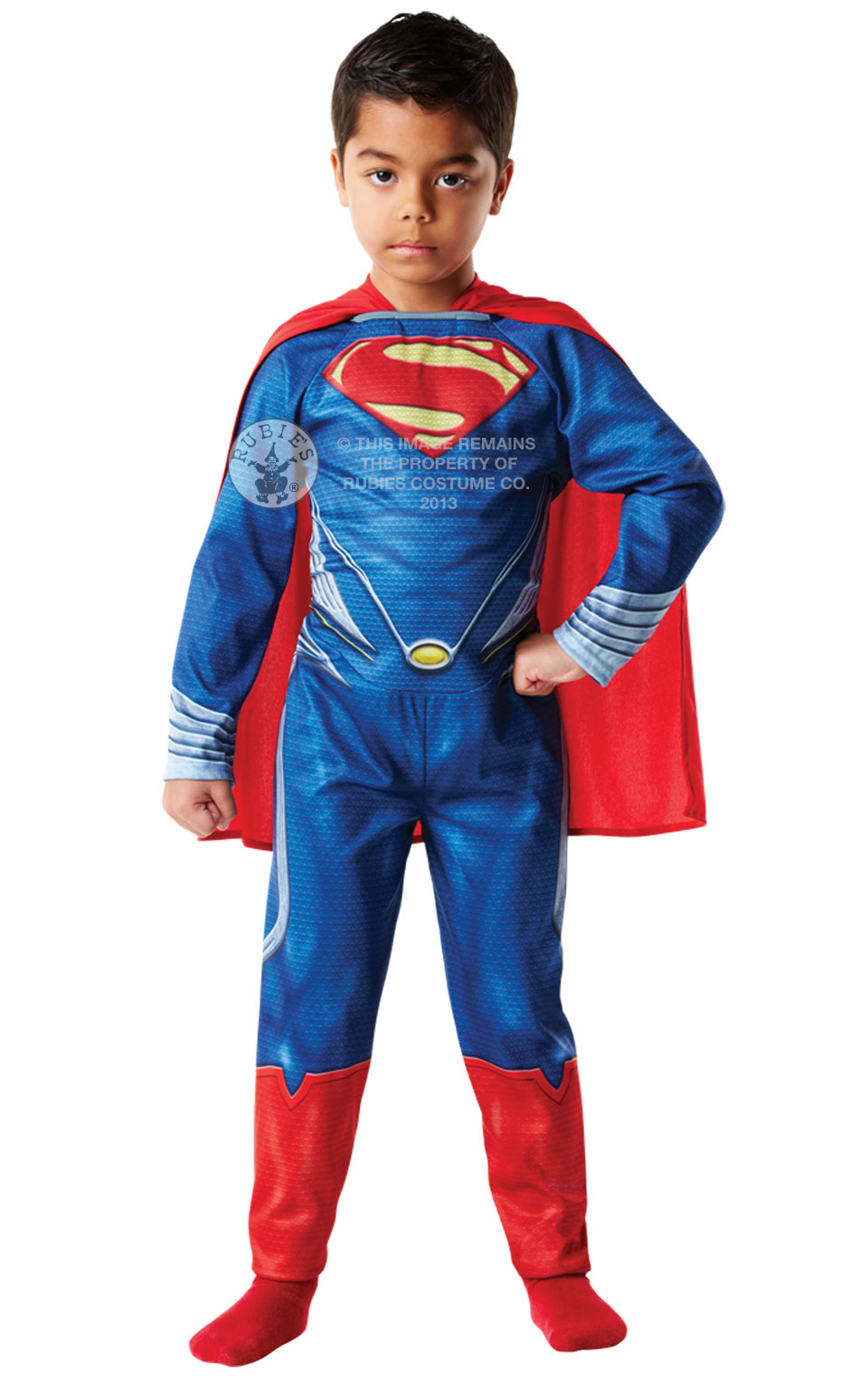 fancy dress superman