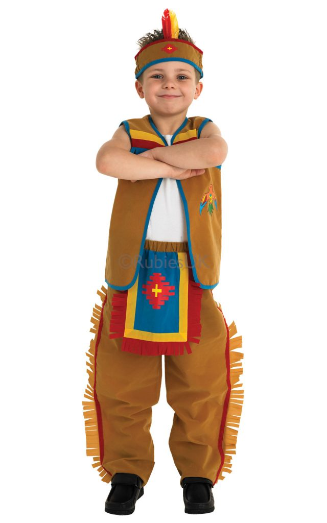 fancy dress boy indian