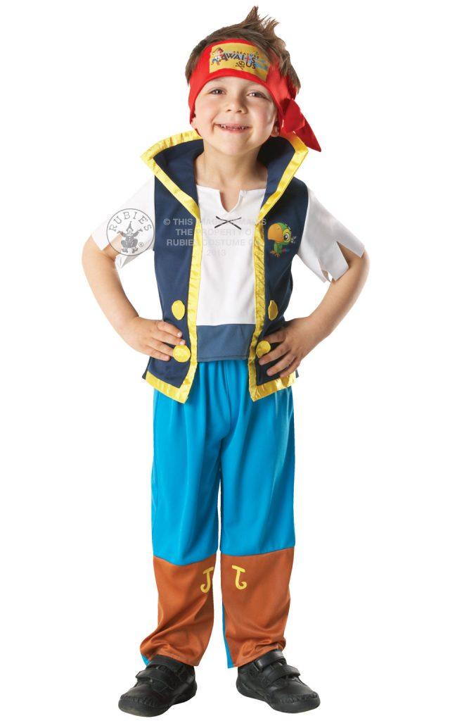 pirate costume jake