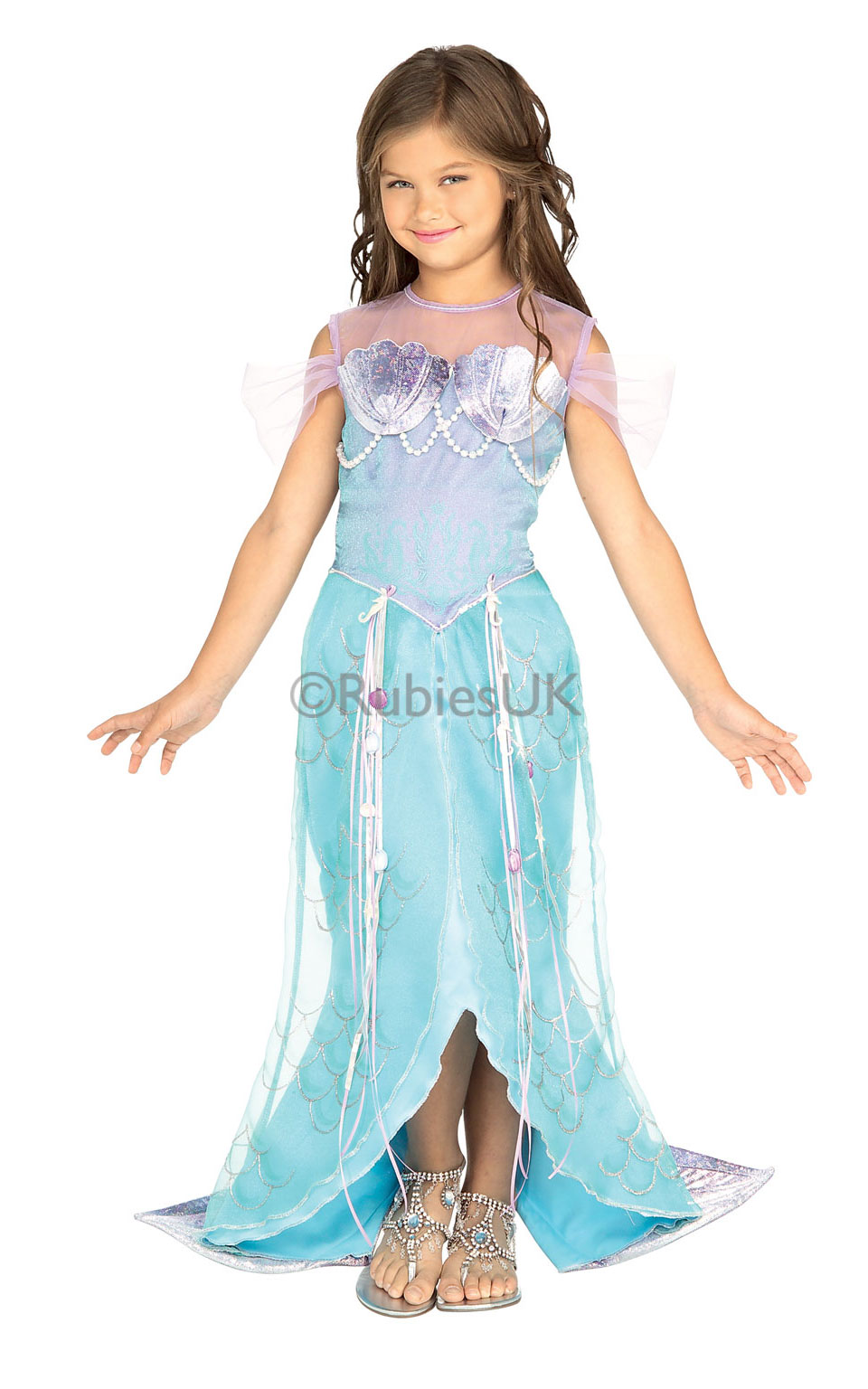 girl mermaid costume