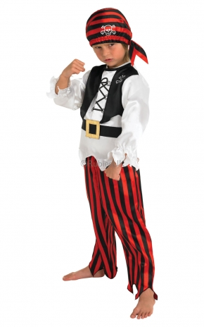 fancy dress costume pirate