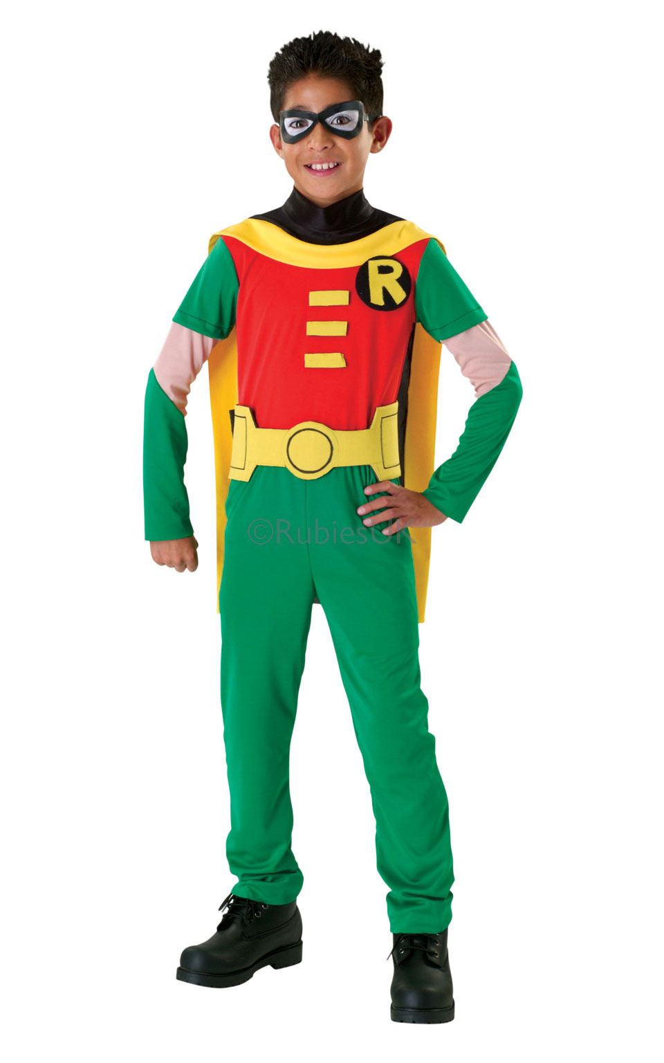 fancy dress costume robin