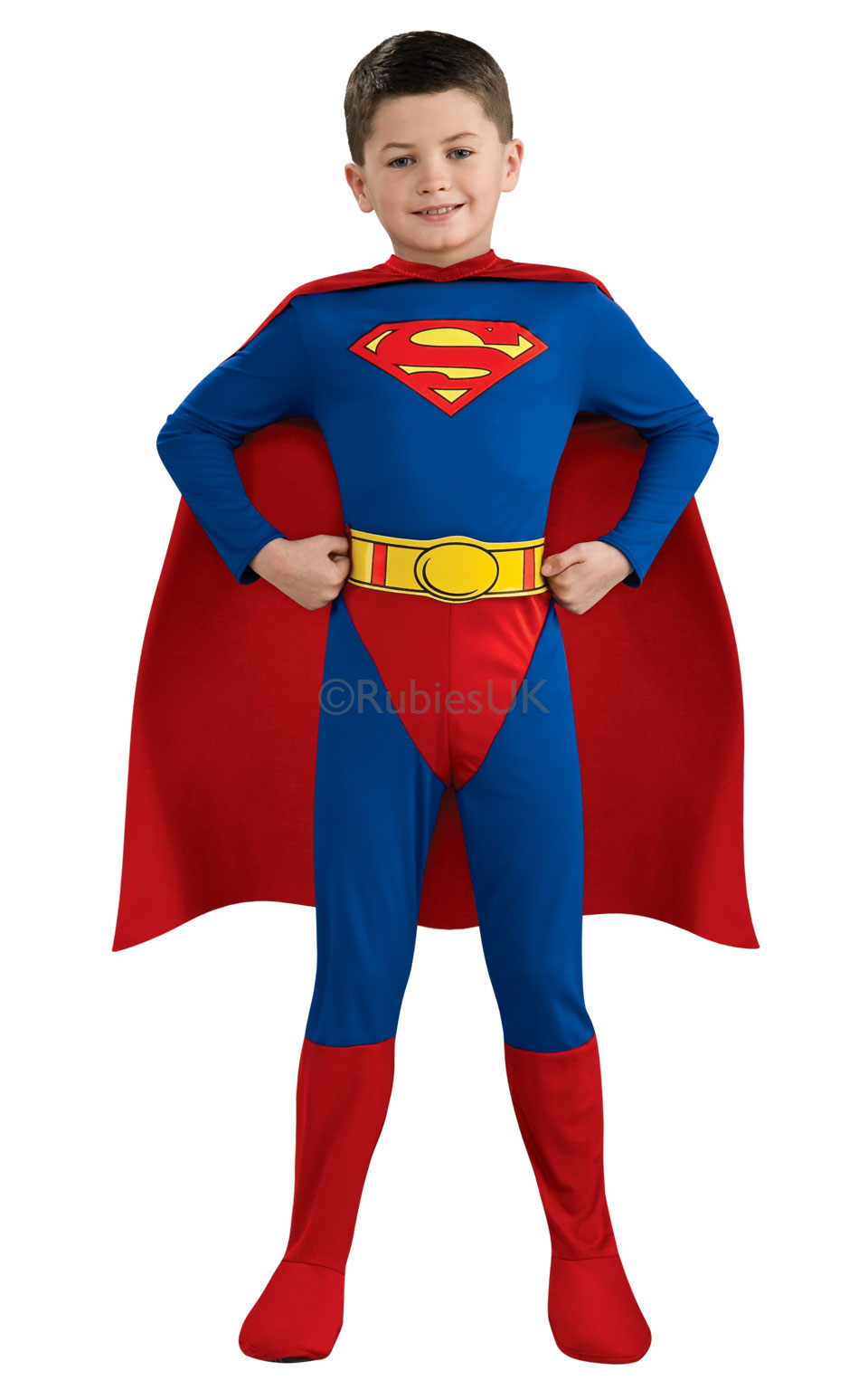clasisc superman outfit
