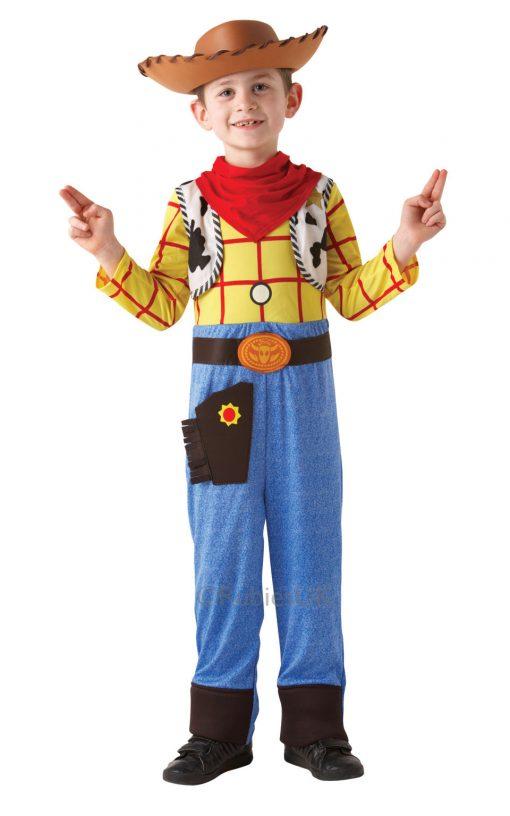 wild west woody costume