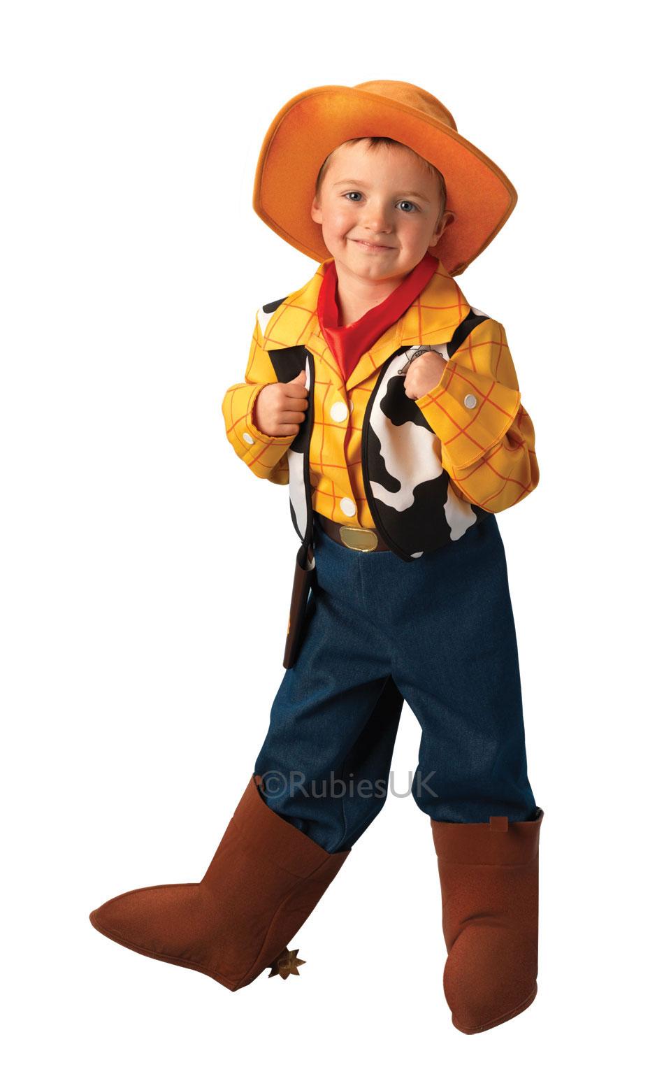 deluxe woody costume