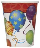 childrens party tableware cups