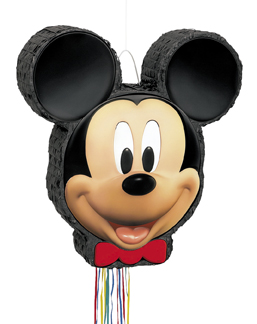 kids party game- pinata mickey mouse