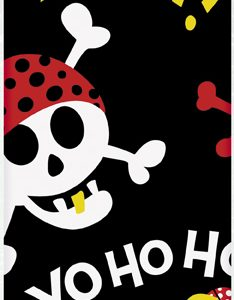 tablecover for pirate themed party