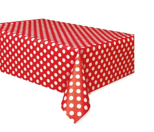 plastic tablecover