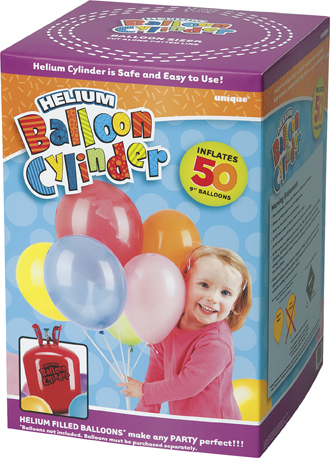 helium canister 50 balloosn