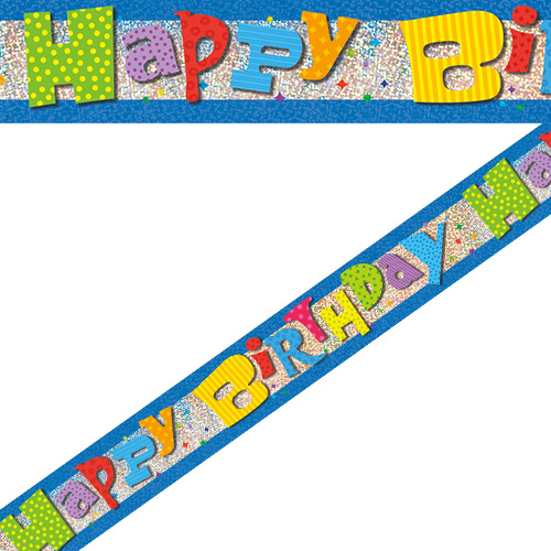 Party Banners & Party Bunting
