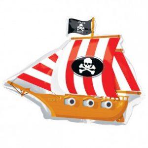 pirate ship super shape