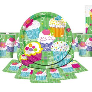cupcakes party ware