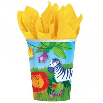 jungle cups