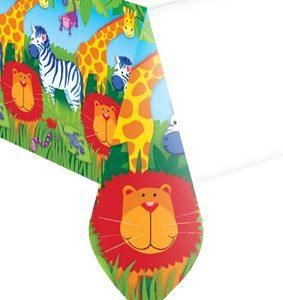 jungle table cover