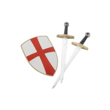 knight shield and sword
