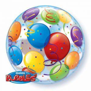 balloons bubble