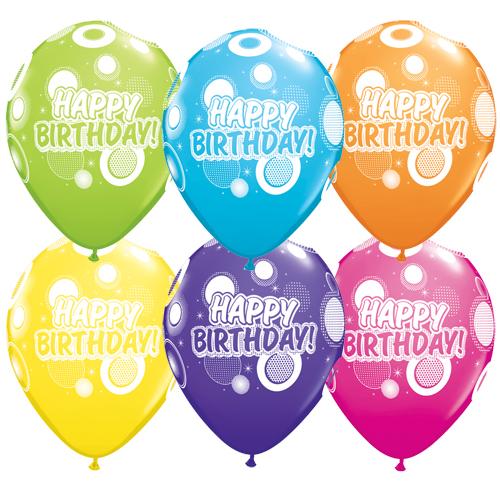 dotz and glitz balloons