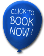 book a kids party entertainer in staffordshire
