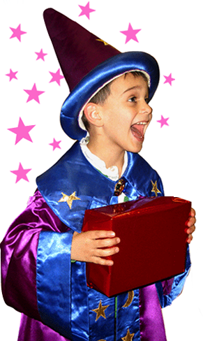 childrens entertainers in Lancashire, makes Children's parties more entertaining