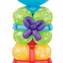 Presents Stack Balloon