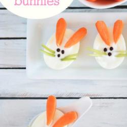 bunny eggs- kids party ideas