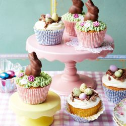 simple kids easter cupcakes easter kids party ideas