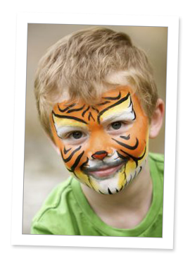 Face Painting For Your Children's Party | Froggle Parties