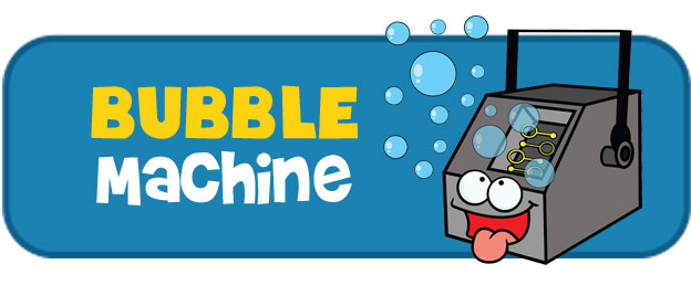 Bubble machine party extra
