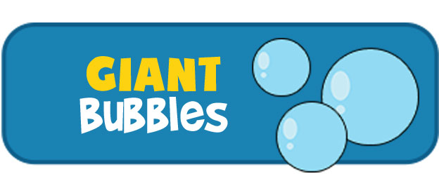 Giant bubbles party extras
